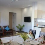Residence Argine Apartments Dinning room