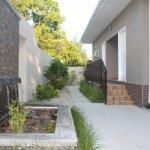 Residence Argine Apartments Entrance