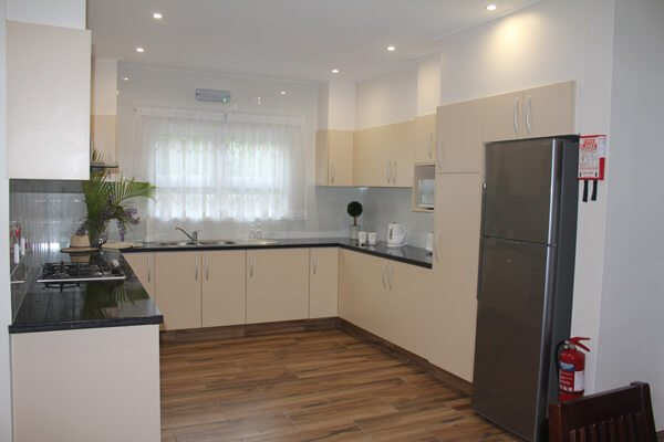 Residence Argine Apartments Kitchens