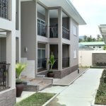 Residence Argine Apartments Self-Catering Accommodation Complex entry